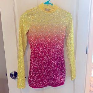 Brand New Weissman Dance Costume Fits Size 14-16